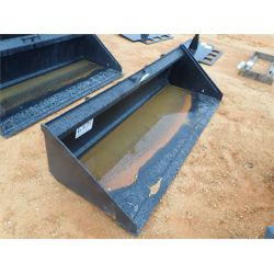 "78"" LOW PROFILE BUCKET Skid Steer Attachment"