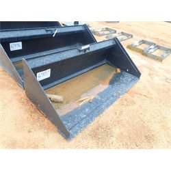 "66"" LOW PROFILE BUCKET Skid Steer Attachment"