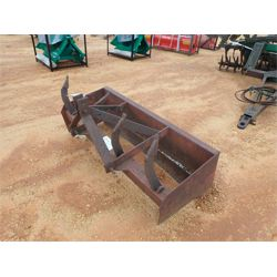BOX BLADE W/SCARIFIER Agriculture Component