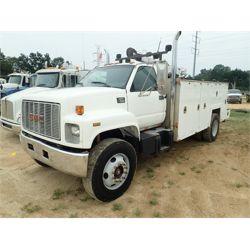 2003 GMC C7500 Service / Mechanic / Utility Truck