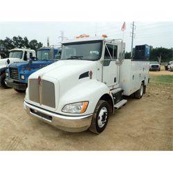2012 KENWORTH T270 Service / Mechanic / Utility Truck