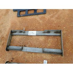 FRAME ASSY Skid Steer Attachment