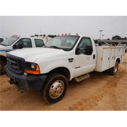 2000 FORD F550 Service / Mechanic / Utility Truck