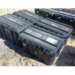 """4 - Utility Storage Tote 18"""" x 34""""L x 20 1/2"""" D Miscellaneous"""