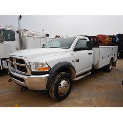 2011 RAM 5500 HD Service / Mechanic / Utility Truck