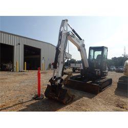 2015 BOBCAT E55 Excavator - Mini