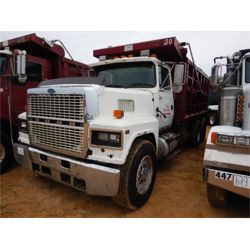 1997 FORD 9000 Dump Truck