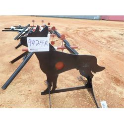 STEEL COYOTE TARGET Miscellaneous