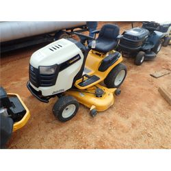 CUB CADET RIDING MOWER Landscape Equipment