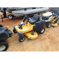 CUB CADET  RZTS ZERO TURN  Landscape Equipment
