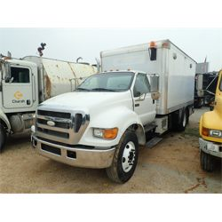 2006 FORD F750 Fuel / Lube Truck