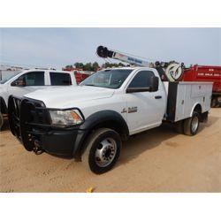 2013 RAM 5500 Service / Mechanic / Utility Truck