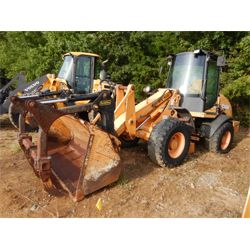 CASE 321E Wheel Loader