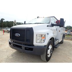 2016 FORD F650 Service / Mechanic / Utility Truck