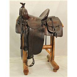 Al Furstnow Saddle
