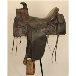 Early FA Meanea Saddle