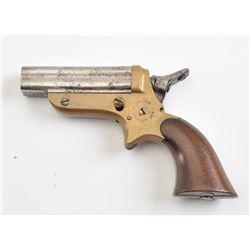 Sharps Pepperbox Derringer