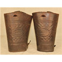 Beeman & Cashin Cuffs