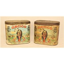 Orcico Cigar Tins