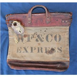 Wells Fargo Express Bag