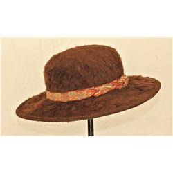 Early Beaver Hair Hat