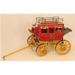 Scale Model Stagecoach