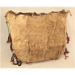 Massive Beaded Possible Bag