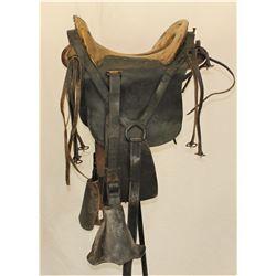 1868 McClelland Saddle