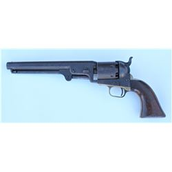 Confederate Colt 1851 Navy Revolver