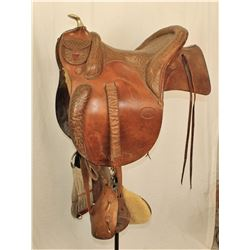 CP Shipley Astride Saddle