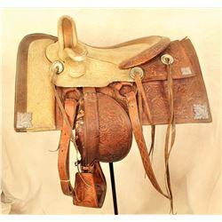 RT Frazier Side Saddle
