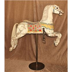 Folk Art Carousel Horse