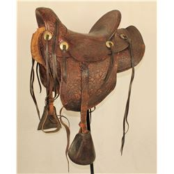 Denver Ladies Astride Saddle