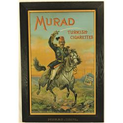 Murad Cigarette Advertising