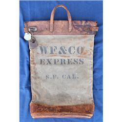 Wells Fargo Express Bag
