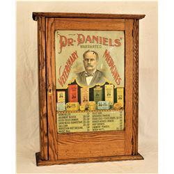 Dr. Daniels Medicine Cabinet