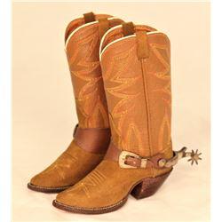 Buddy Foster Miniature Boots