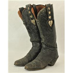 Early Cowgirl Boots