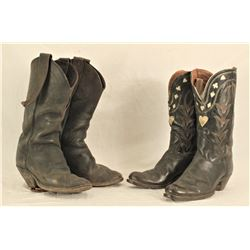 Grouping of Boots