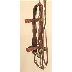 RT Frazier & Heiser Bridles