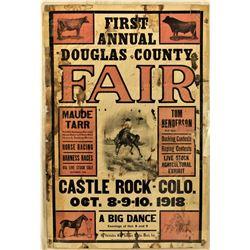 Original Rodeo Poster