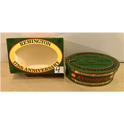 AMMO: REMINGTON COLLECTOR 175 ANNIVERSARY TIN W / 325 X .22 LR