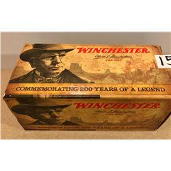 AMMO: 500 X WINCHESTER COMMEMORATIVE .22 LR 40 GR