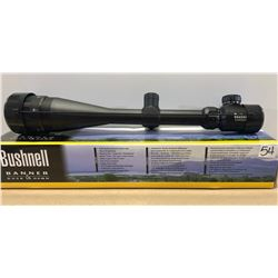 BUSHNELL BANNER 6-24X50 SCOPE WITH RINGS
