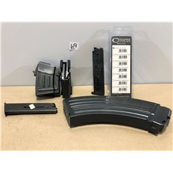 GR OF 5 MISC MAGS