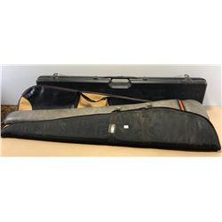 4 X LONG GUN CASES