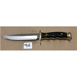 """RUKO MUELA HUNTING KNIFE - 5"""" BLADE"""