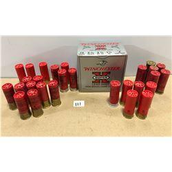 AMMO: 53 X 12 GA 4, 5 & 6 SHOT