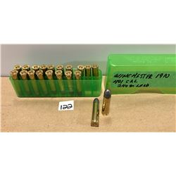AMMO: 20 X WINCHESTER 1910 .401 240 GR