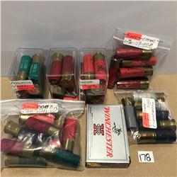 AMMO: 50 X 12 GA SLUGS & BUCK SHOT LOADS
